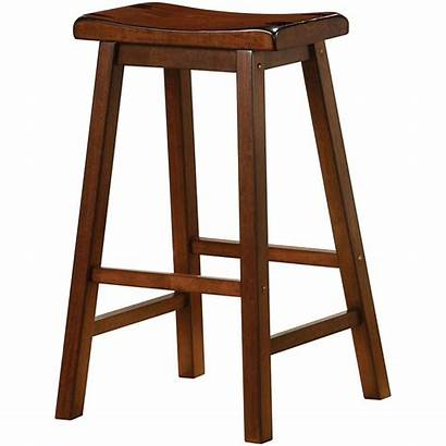 Stools Bar Stool Wooden Chairs Chestnut Counter