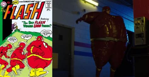 The Flash Season 4 Episode 2 Teases Barry's New Suit