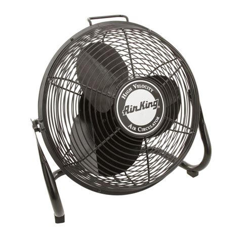 Home Depot High Velocity Floor Fans by Air King High Velocity 14 In Floor Fan 9214 The Home Depot
