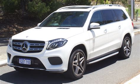 Mercedes Gls Class Picture by File 2016 Mercedes Gls 350d X 166 4matic Wagon