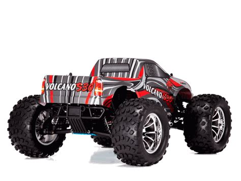 nitro rc monster trucks redcat racing redcat volcano s30 nitro rc monster truck