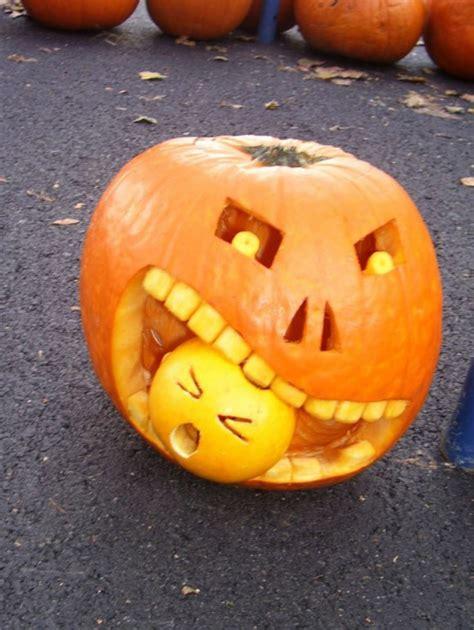 unique pumpkins unique halloween pumpkin carving inspirations iroonie com