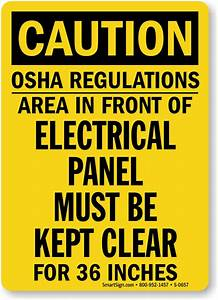 electrical caution signs mysafetysigncom With kitchen cabinets lowes with transparent label stickers