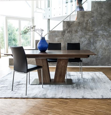 extension tables dining room furniture skovby extension dining table contemporary dining room