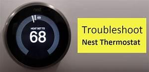 Fix Nest Won U2019t Turn On And Nest Thermostat Battery Won U2019t
