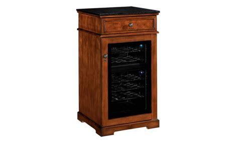 kitchen cabinet company tresanti dc997c240 2424 wine cooler cabinet 2424