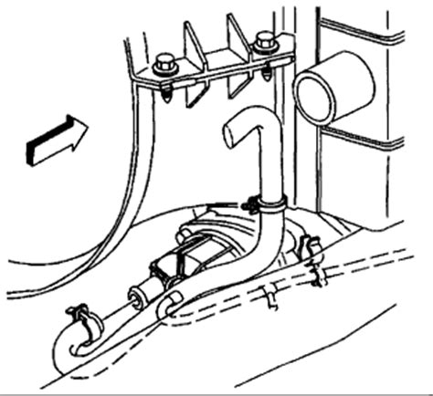 Where Can Find Hose Diagram For The Air Pump