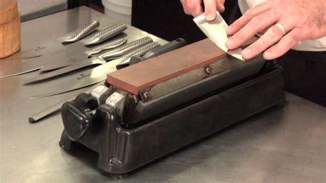 sharpen  chef knives youtube