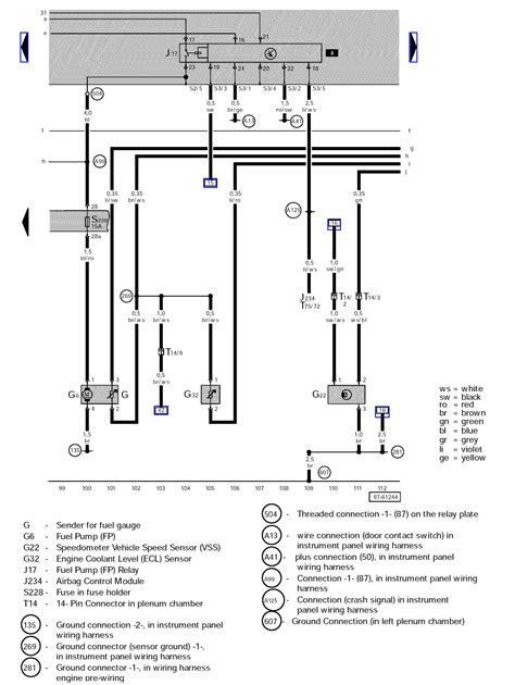 2004 passat sel wiring diagram wiring diagram database