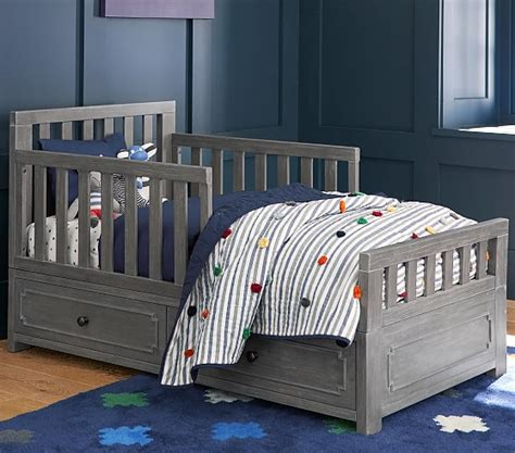 pottery barn toddler bed weston toddler bed conversion kit pottery barn