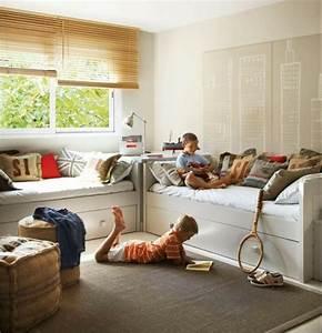Einrichtungsideen Kinderzimmer Junge : gem tlich kinderzimmer jungen ideen fotos die besten ~ Sanjose-hotels-ca.com Haus und Dekorationen