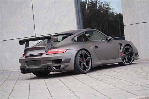 Techart Gt Street R 660 Ch Pour La Porsche 911 Turbo