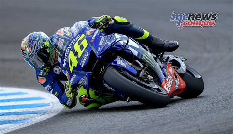 Valentino Rossi Looking For Redemption On French Soil