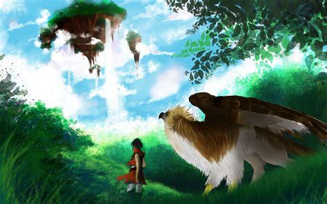 nature fantasy art wallpapers hd desktop  mobile