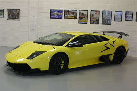 Rare 661bhp Lamborghini Murcielago Sv On Sale At Super