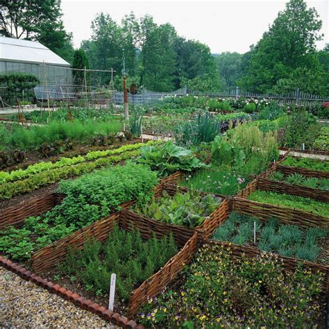 how to design a beautiful edible garden hgtv