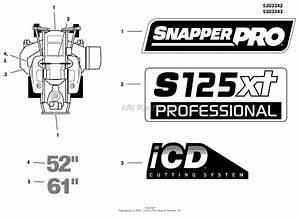 Snapper Pro 5901246