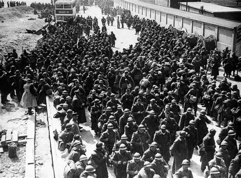 How Many Boats Were Used In Dunkirk by 3rd June 1940 The Grim State Of A Ship Returned From Dunkirk