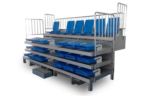 juyi tribune used bleachers for sale retractable chairs