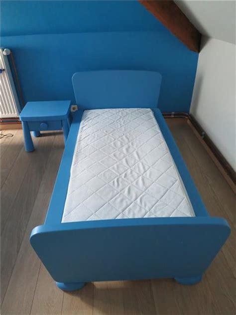 chambre a coucher enfant ikea chambre 224 coucher compl 232 te enfant ik 233 a mammut bleu