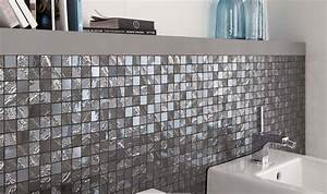 carrelage deco mosaique en gres cerame 30x30 serie four With carreaux mosaique salle de bain