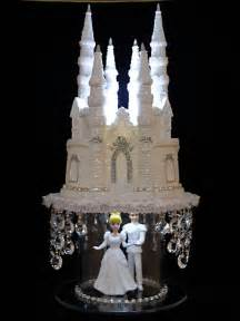 cinderella castle wedding cinderella castle cake topper wedding fairytale princess
