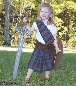 DIY Braveheart Costume