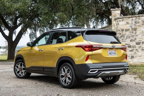Kia seltos is a 5 seater suv available in a price range of rs. 2021 Kia Seltos Review: Aiming for a Tinier Telluride ...