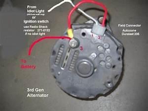 Swap The Generator To Run Electric Fan