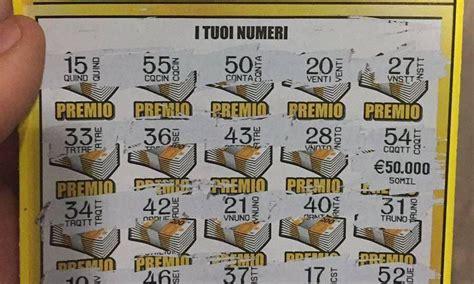 si鑒e vinci un martedì grasso in tutti i sensi acquista un gratta e vinci e vince 50mila