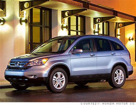 consumer reports  dependable cars small suv honda