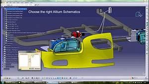 Altium Designer Schematics To Catia Electrical Translator