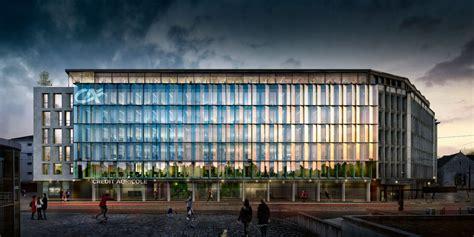 siege social cr馘it agricole archi tech cabinet d 39 architecture basé à besançon doubs franche comté