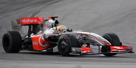 Mclaren F1 2009 by Mclaren Mercedes F1 Team Lewis Hamilton 2009 Editorial