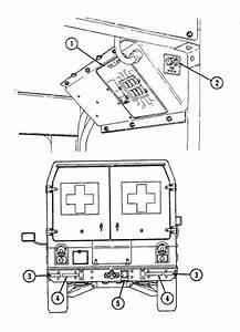 Plate  Nbc Fuse Control Box