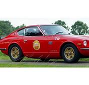 1972 Datsun 240 Z Rally Car For Sale A Vendre Verkauf Te