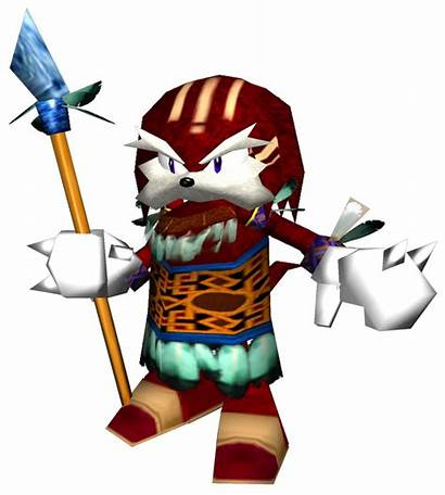 Sonic Pachacamac Characters Tikal Adventure Hedgehog Wikia