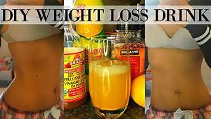 Diy Flat Belly Weight Loss Drink