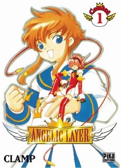 Angelic Layer Manga Tome Couverture Volume Mangagate