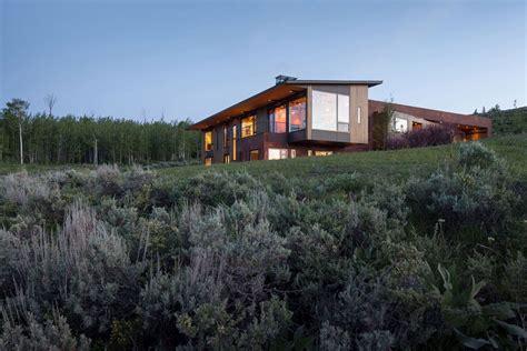 hillside house  jackson wyoming