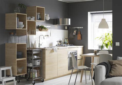 Cuisine Ikea  nos modu00e8les de cuisines pru00e9fu00e9ru00e9s - Elle Du00e9coration