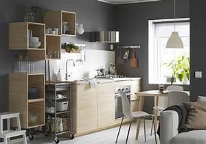 Cuisines Ikea 2018 : cuisine ikea nos mod les de cuisines pr f r s elle ~ Nature-et-papiers.com Idées de Décoration