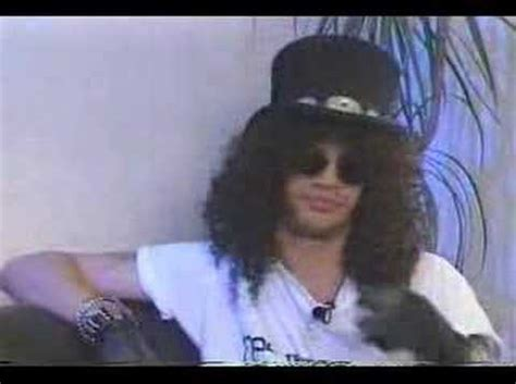 Slash Interview 1992 Youtube