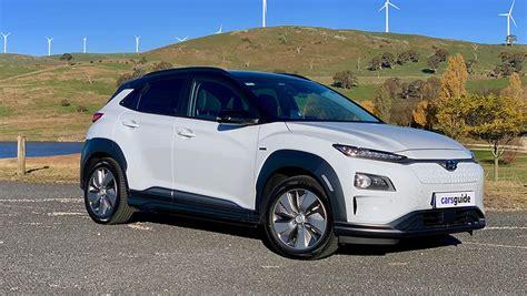 hyundai kona electric  review carsguide