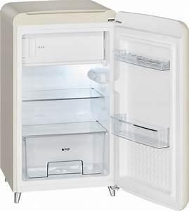 Kühlschrank 55 Cm : bomann retro k hlschrank ksr 350 55 cm a 121 l beige 735020 ~ Eleganceandgraceweddings.com Haus und Dekorationen