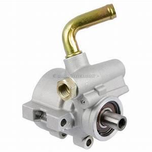 1997 Jeep Wrangler Power Steering Pump From Carsteering
