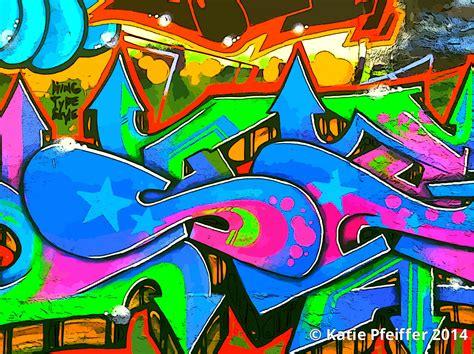 katie pfeiffer artwork graffiti wall number