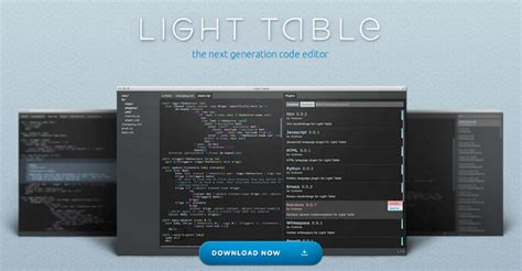 Light Table Ide by Install Lighttable 0 8 1 Ide On Ubuntu Systems