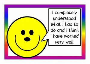 Self Assessment, AfL, Smiley Face Posters by ...