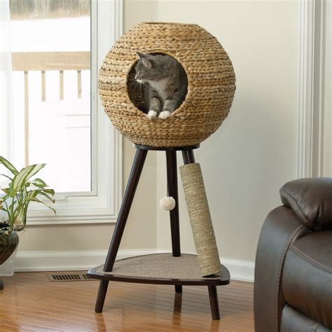 cat tower sauder sphere cat tower supercoolpets